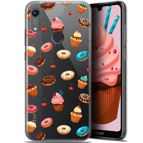 "Carcasa Gel Extra Fina Huawei Honor 8A (6.1"") Foodie Donuts"