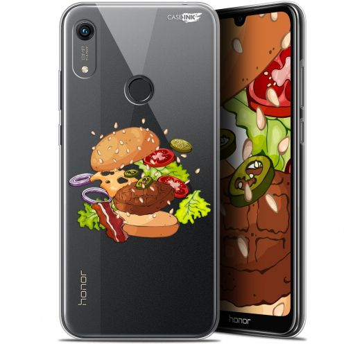 "Carcasa Gel Extra Fina Huawei Honor 8A (6.1"") Design Splash Burger"