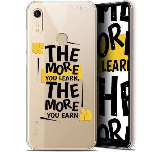 """Carcasa Gel Extra Fina Huawei Honor 8A (6.1"""") Design The More You Learn"""