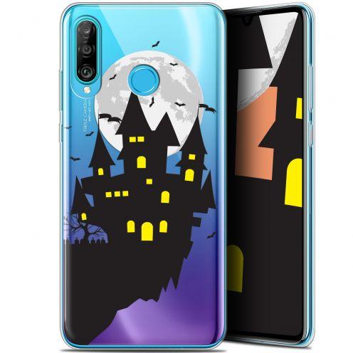 "Carcasa Gel Extra Fina Huawei P30 Lite (6.2"") Halloween Castle Dream"