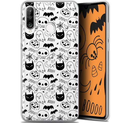 "Carcasa Gel Extra Fina Huawei P30 Lite (6.2"") Halloween Spooky"