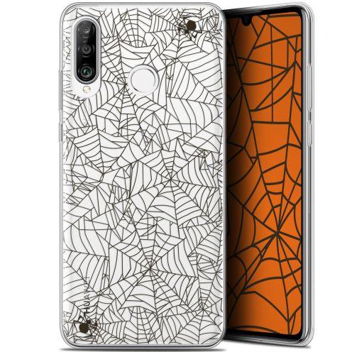 "Carcasa Gel Extra Fina Huawei P30 Lite (6.2"") Halloween Spooky Spider"