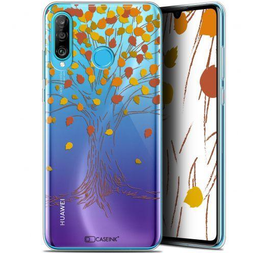 "Carcasa Gel Extra Fina Huawei P30 Lite (6.2"") Autumn 16 Tree"