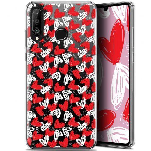 "Carcasa Gel Extra Fina Huawei P30 Lite (6.2"") Love With Love"