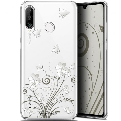 """Carcasa Gel Extra Fina Huawei P30 Lite (6.2"""") Summer Papillons"""