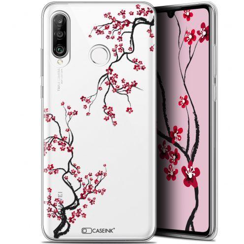 """Carcasa Gel Extra Fina Huawei P30 Lite (6.2"""") Summer Sakura"""