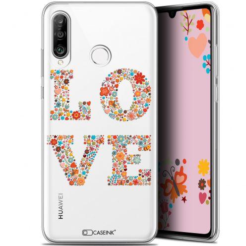 "Carcasa Gel Extra Fina Huawei P30 Lite (6.2"") Summer Love Flowers"
