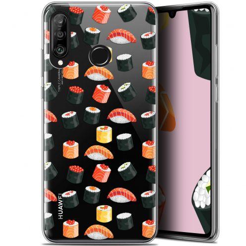 "Carcasa Gel Extra Fina Huawei P30 Lite (6.2"") Foodie Sushi"