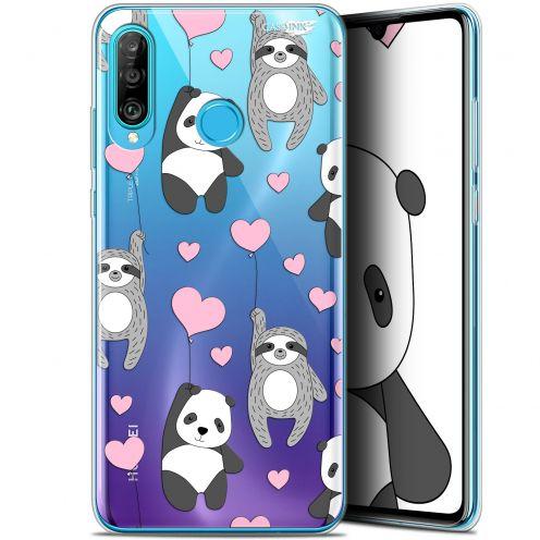 "Carcasa Gel Extra Fina Huawei P30 Lite (6.2"") Design Panda'mour"