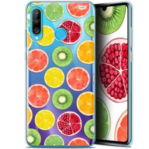 "Carcasa Gel Extra Fina Huawei P30 Lite (6.2"") Design Fruity Fresh"