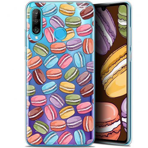 "Carcasa Gel Extra Fina Huawei P30 Lite (6.2"") Design Macarons"
