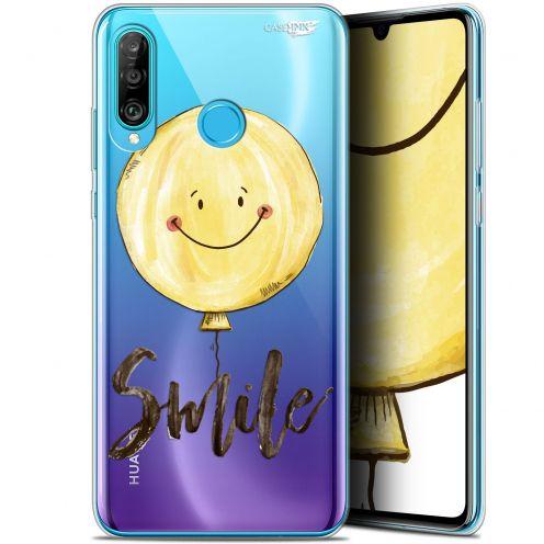 """Carcasa Gel Extra Fina Huawei P30 Lite (6.2"""") Design Smile Baloon"""