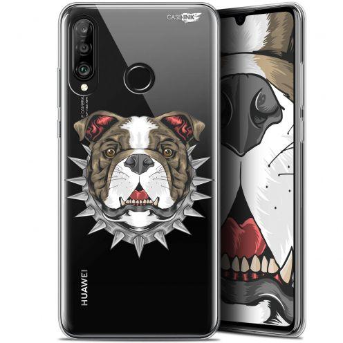 "Carcasa Gel Extra Fina Huawei P30 Lite (6.2"") Design Doggy"