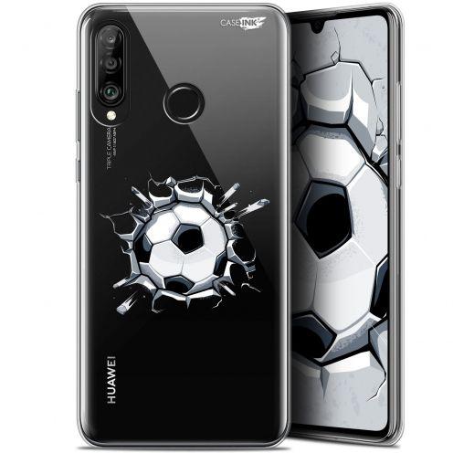 """Carcasa Gel Extra Fina Huawei P30 Lite (6.2"""") Design Le Balon de Foot"""