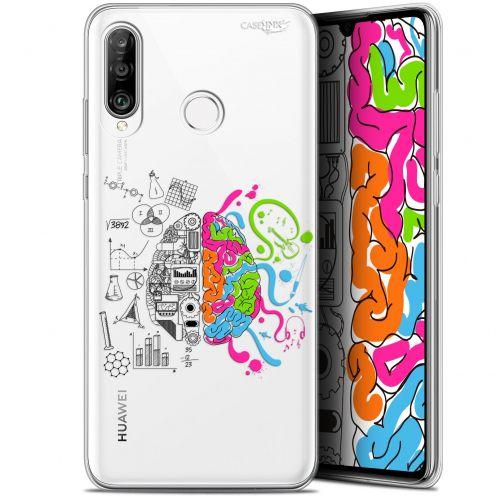 "Carcasa Gel Extra Fina Huawei P30 Lite (6.2"") Design Le Cerveau"