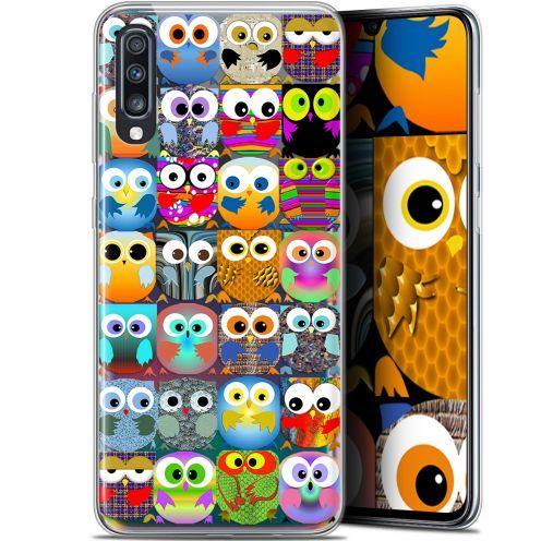 "Carcasa Gel Extra Fina Samsung Galaxy A70 (6.7"") Claude Hibous"