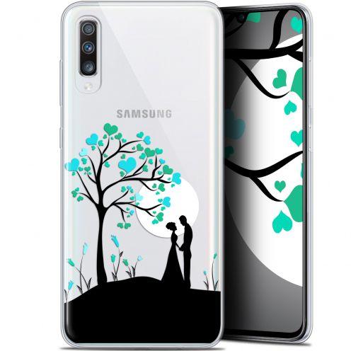 "Carcasa Gel Extra Fina Samsung Galaxy A70 (6.7"") Love Sous l'arbre"
