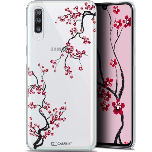 "Carcasa Gel Extra Fina Samsung Galaxy A70 (6.7"") Summer Sakura"