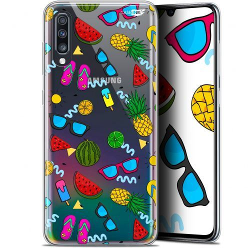 "Carcasa Gel Extra Fina Samsung Galaxy A70 (6.7"") Design Summers"