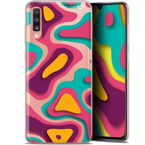 "Carcasa Gel Extra Fina Samsung Galaxy A70 (6.7"") Design Popings"