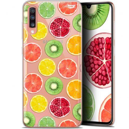 """Carcasa Gel Extra Fina Samsung Galaxy A70 (6.7"""") Design Fruity Fresh"""