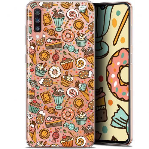 "Carcasa Gel Extra Fina Samsung Galaxy A70 (6.7"") Design Bonbons"