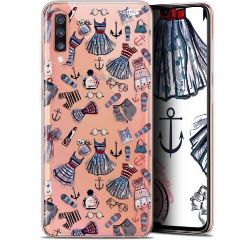 """Carcasa Gel Extra Fina Samsung Galaxy A70 (6.7"""") Design Fashionista"""