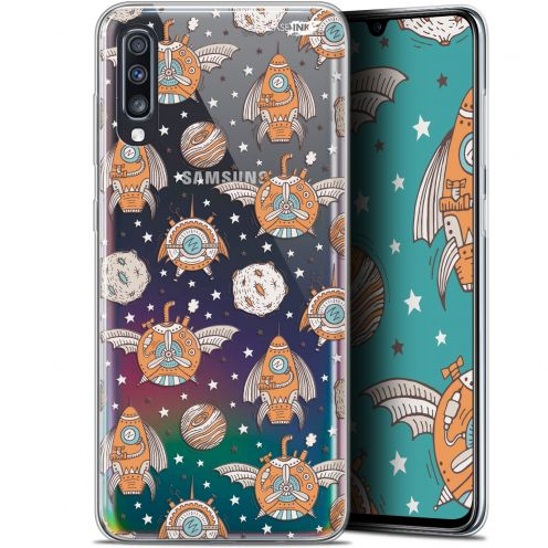 "Carcasa Gel Extra Fina Samsung Galaxy A70 (6.7"") Design Punk Space"