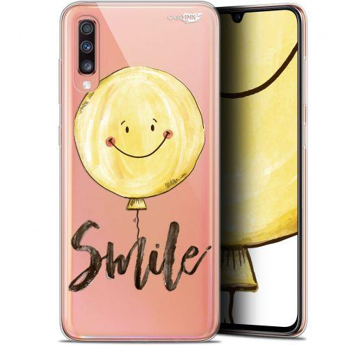 """Carcasa Gel Extra Fina Samsung Galaxy A70 (6.7"""") Design Smile Baloon"""