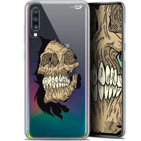 "Carcasa Gel Extra Fina Samsung Galaxy A70 (6.7"") Design Craneur"