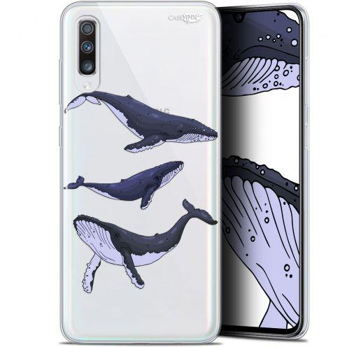 "Carcasa Gel Extra Fina Samsung Galaxy A70 (6.7"") Design Les 3 Baleines"