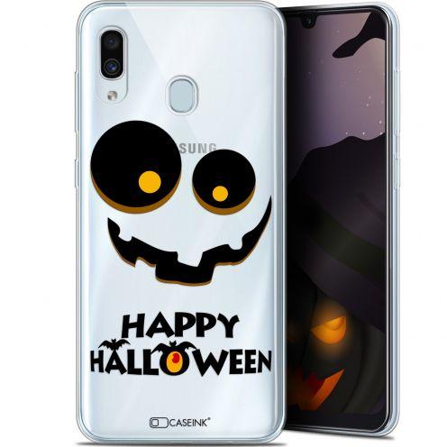 "Carcasa Gel Extra Fina Samsung Galaxy A30 (6.4"") Halloween Happy"