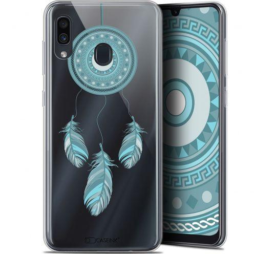 "Carcasa Gel Extra Fina Samsung Galaxy A30 (6.4"") Dreamy Attrape Rêves Blue"