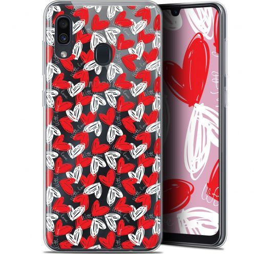 "Carcasa Gel Extra Fina Samsung Galaxy A30 (6.4"") Love With Love"