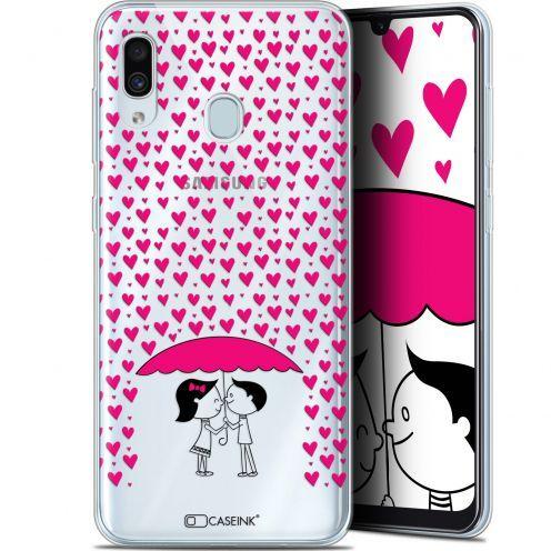 """Carcasa Gel Extra Fina Samsung Galaxy A30 (6.4"""") Love Pluie d'Amour"""