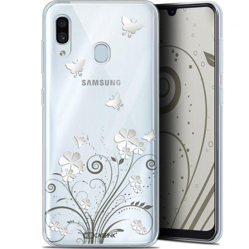 "Carcasa Gel Extra Fina Samsung Galaxy A30 (6.4"") Summer Papillons"