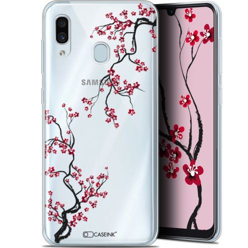 "Carcasa Gel Extra Fina Samsung Galaxy A30 (6.4"") Summer Sakura"