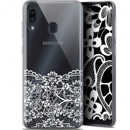 """Carcasa Gel Extra Fina Samsung Galaxy A30 (6.4"""") Spring Bas dentelle"""
