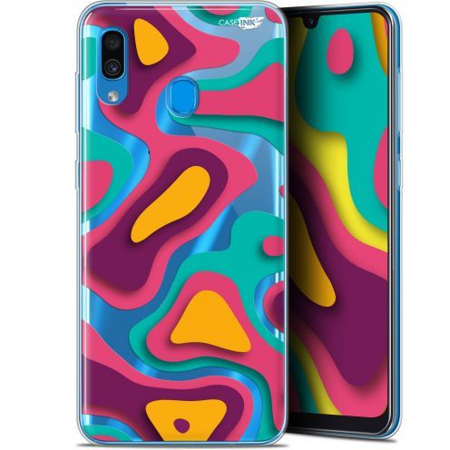"Carcasa Gel Extra Fina Samsung Galaxy A30 (6.4"") Design Popings"