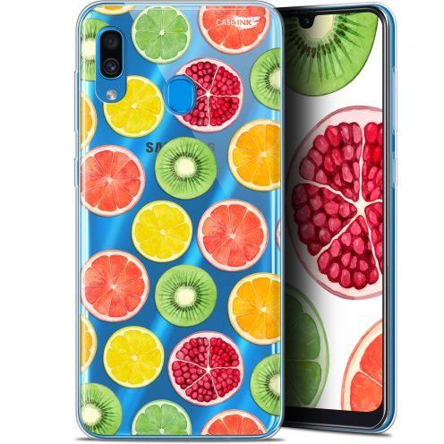 "Carcasa Gel Extra Fina Samsung Galaxy A30 (6.4"") Design Fruity Fresh"
