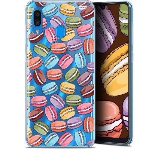 "Carcasa Gel Extra Fina Samsung Galaxy A30 (6.4"") Design Macarons"