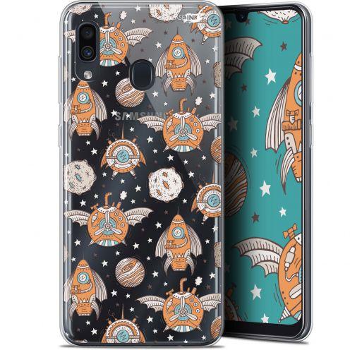 "Carcasa Gel Extra Fina Samsung Galaxy A30 (6.4"") Design Punk Space"