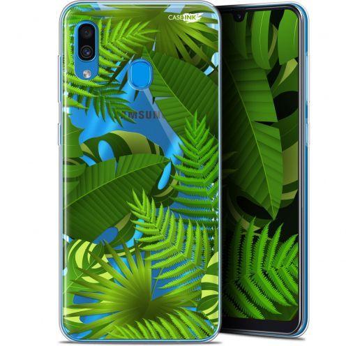 "Carcasa Gel Extra Fina Samsung Galaxy A30 (6.4"") Design Plantes des Tropiques"