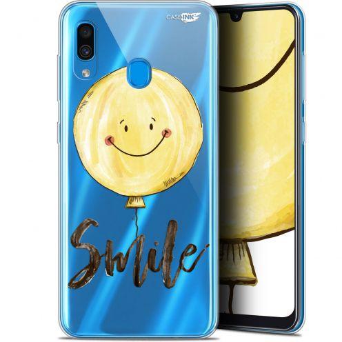 """Carcasa Gel Extra Fina Samsung Galaxy A30 (6.4"""") Design Smile Baloon"""