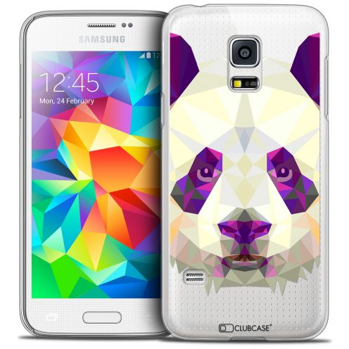 Carcasa Crystal Extra Fina Galaxy S5 Mini Polygon Animals Panda