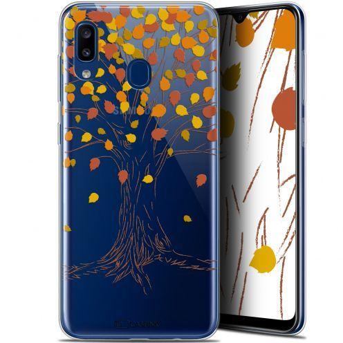 "Carcasa Gel Extra Fina Samsung Galaxy A20 (6.4"") Autumn 16 Tree"