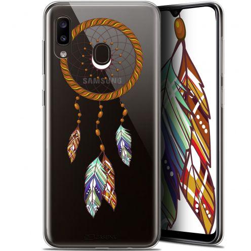 "Carcasa Gel Extra Fina Samsung Galaxy A20 (6.4"") Dreamy Attrape Rêves Shine"