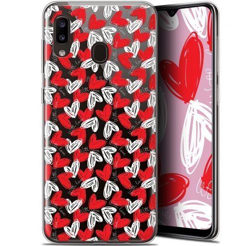 "Carcasa Gel Extra Fina Samsung Galaxy A20 (6.4"") Love With Love"