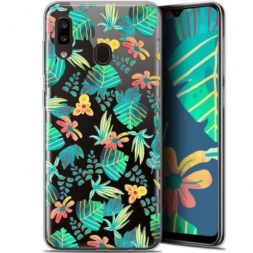 "Carcasa Gel Extra Fina Samsung Galaxy A20 (6.4"") Spring Tropical"
