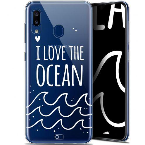 "Carcasa Gel Extra Fina Samsung Galaxy A20 (6.4"") Summer I Love Ocean"